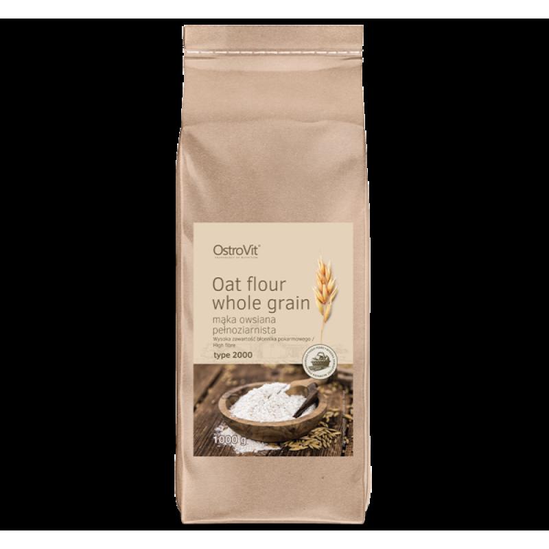 Oat Flour Whole Grain 1000 g