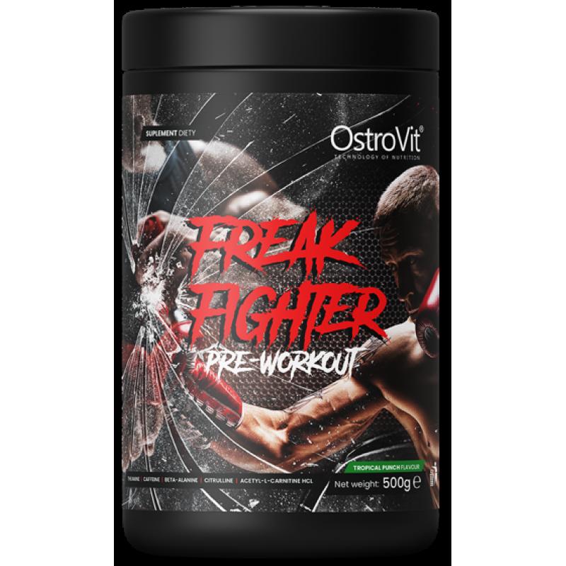 Ostrovit Freak Fighter Pre Workout 500 g - treeningueelne kompleks