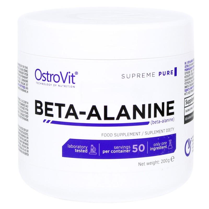 Pure Beta-Alanine 200 g Beeta-alaniin foto