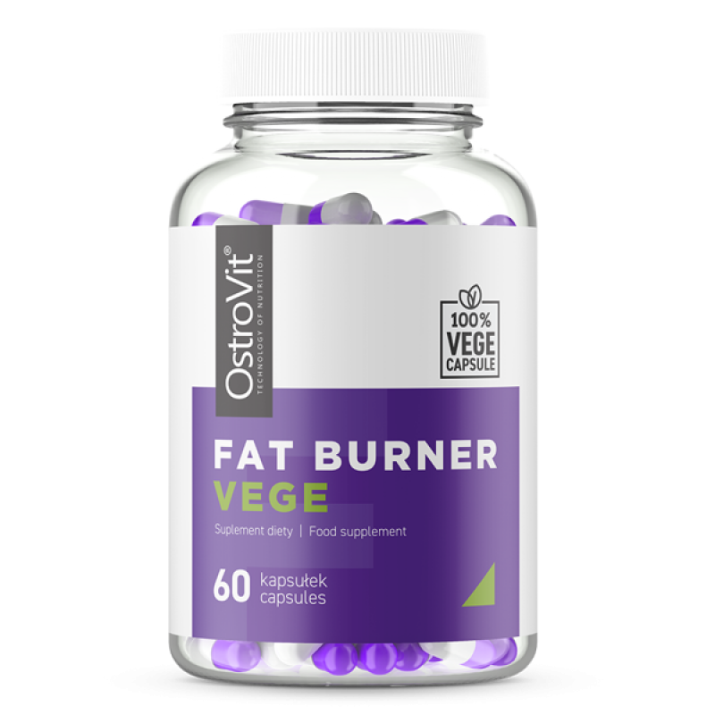 Fat Burner VEGE 60 Caps