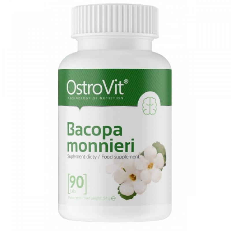 Ostrovit Bacopa Monnieri 90 tabletti