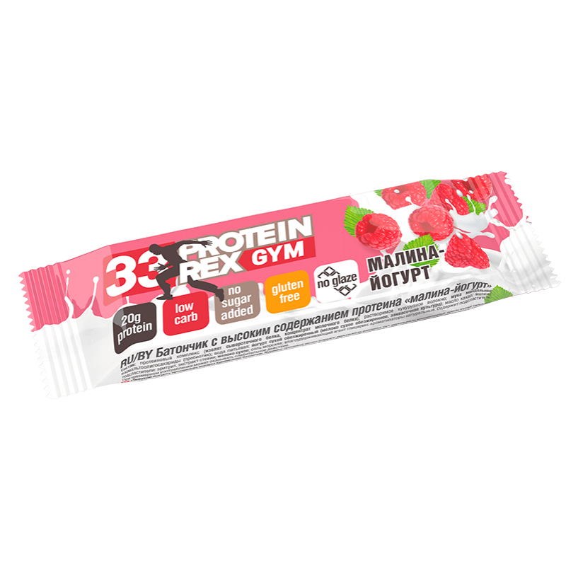 Protein bar -Raspberry-yogurt- 60 g