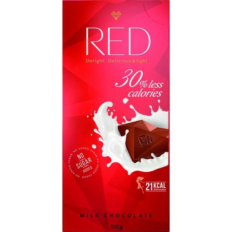 Red Piimašokolaad 100 g