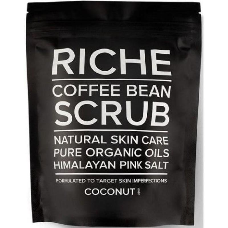 Riche Kohvi kehakoorija Coconut Oil + Stretch Marks / 250 g
