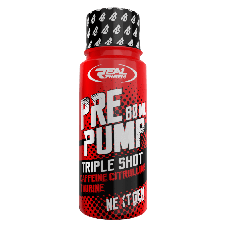 Real Pharm Pre Pump 80 ml shot