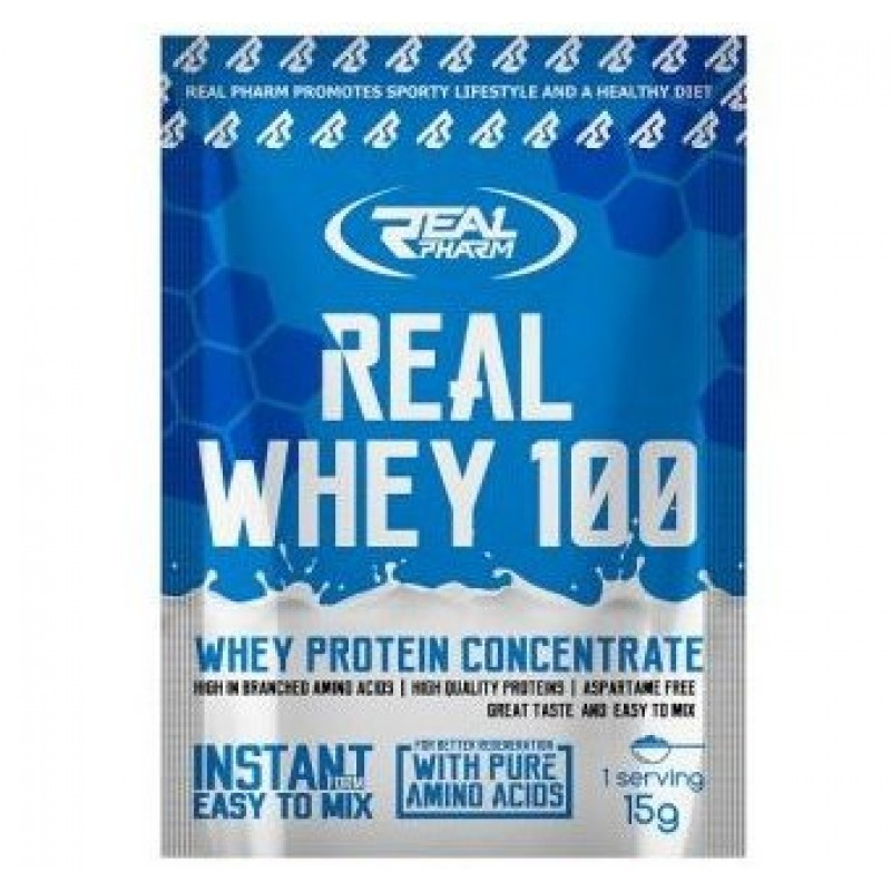 Real Whey 15 g