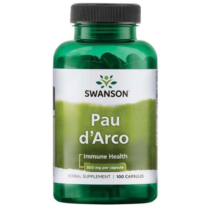 Pau d'Arco 500 mg 100 Caps