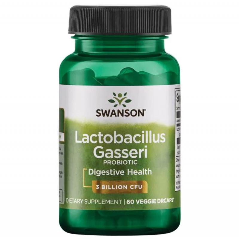 Swanson Lactobacillus gasseri 60 kapslit