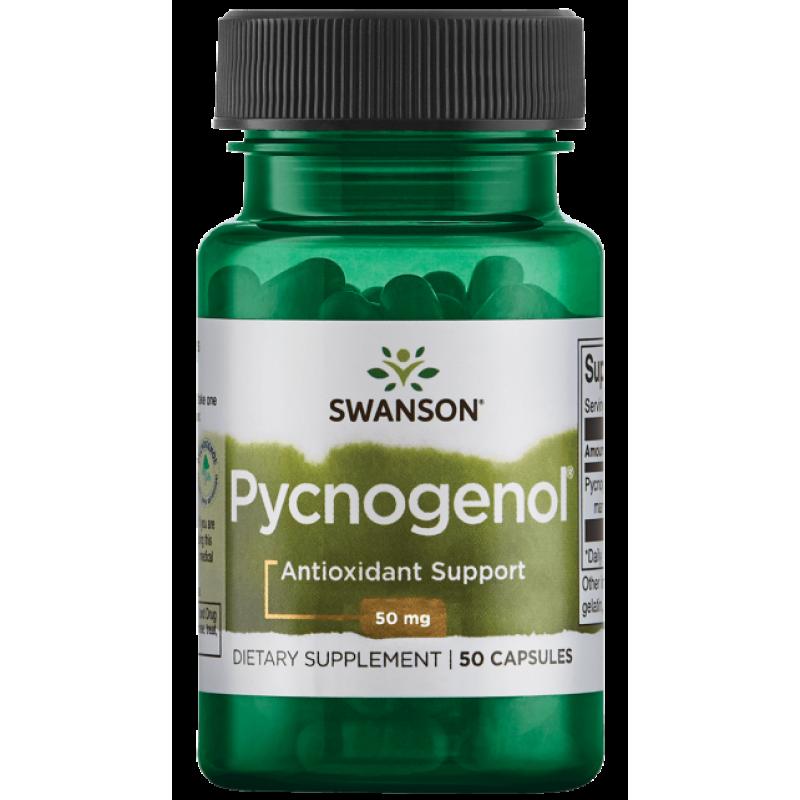 Swanson Püknogenool 50 kapslit