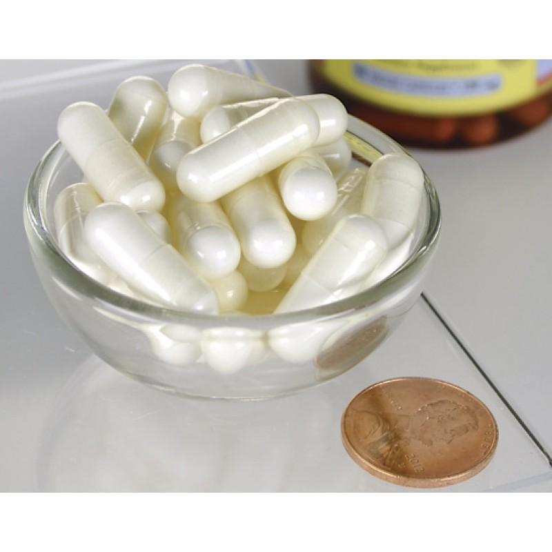 Swanson Suntheanine® L-teaniin 100 mg 60 vege kapslit foto