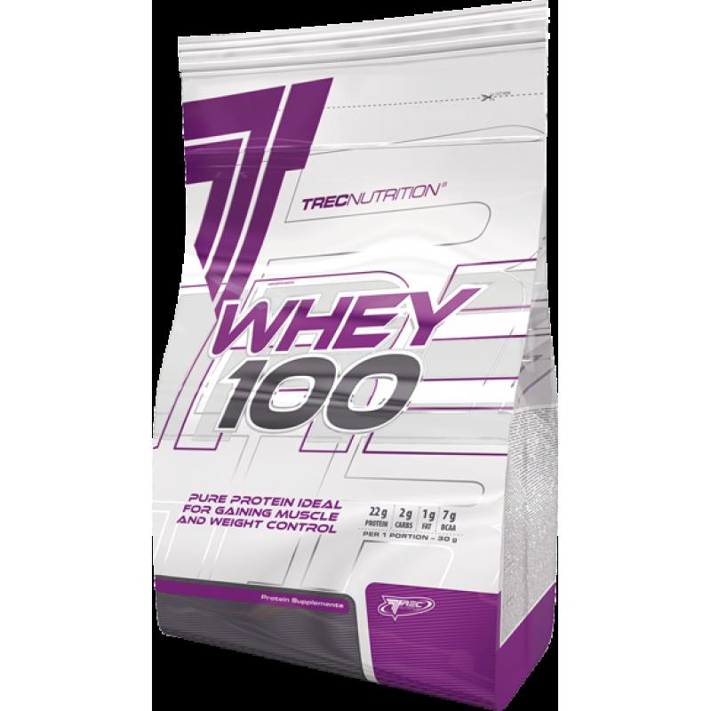 Trec Nutrition Whey 100 - 2275 g vadakuvalk