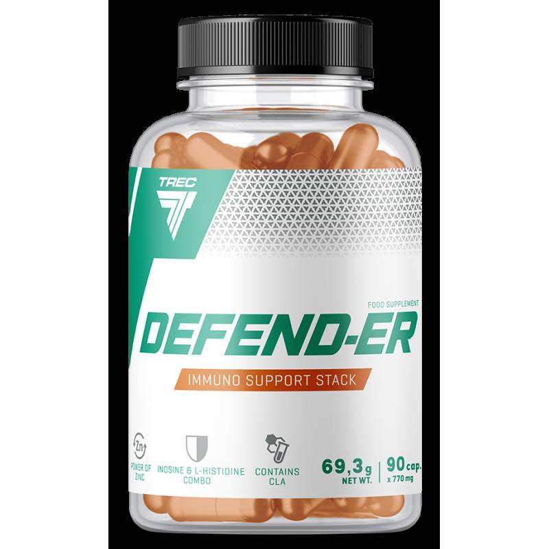 Trec Nutrition Defend-er - Immuunsuse tugikompleks - 90 kapslit