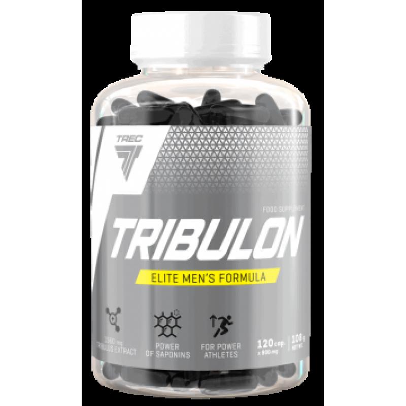 Trec Nutrition Tribulon - testosterooni võimendaja - 120 kapslit