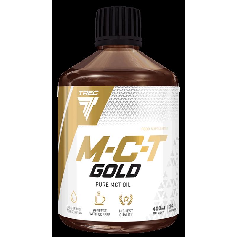 Trec Nutrition MCT Gold - Keskmise ahelaga triglütseriidid - 400 ml