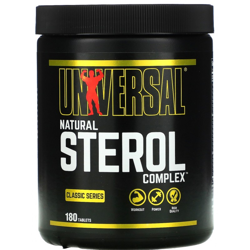 Natural Sterol Complex 180 tabletti