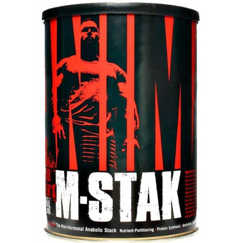 Universal Nutrition Animal M-stak, 21 paks