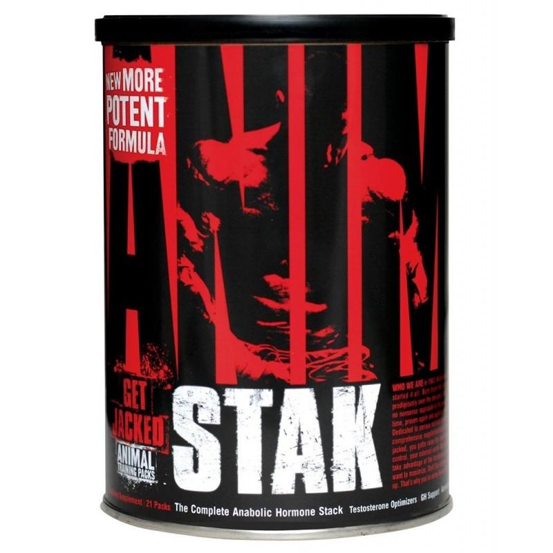 Universal Nutrition Animal Stak, 21 paks