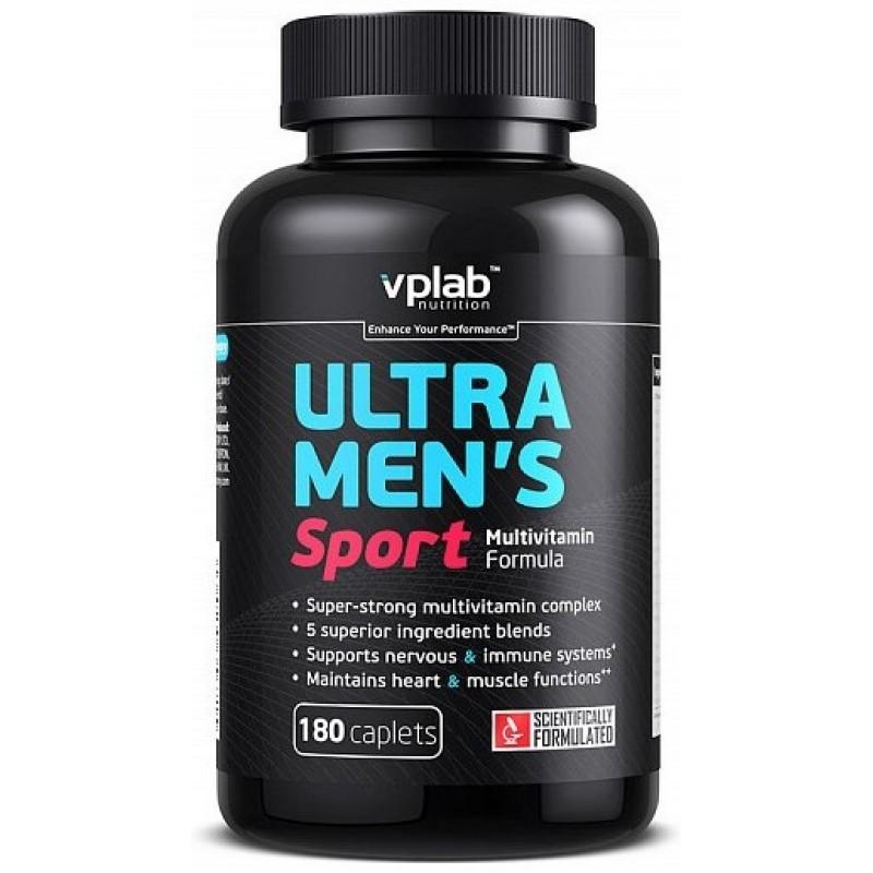 VPLab Nutrition Ultra Men's Sport Multivitamin 180 caps
