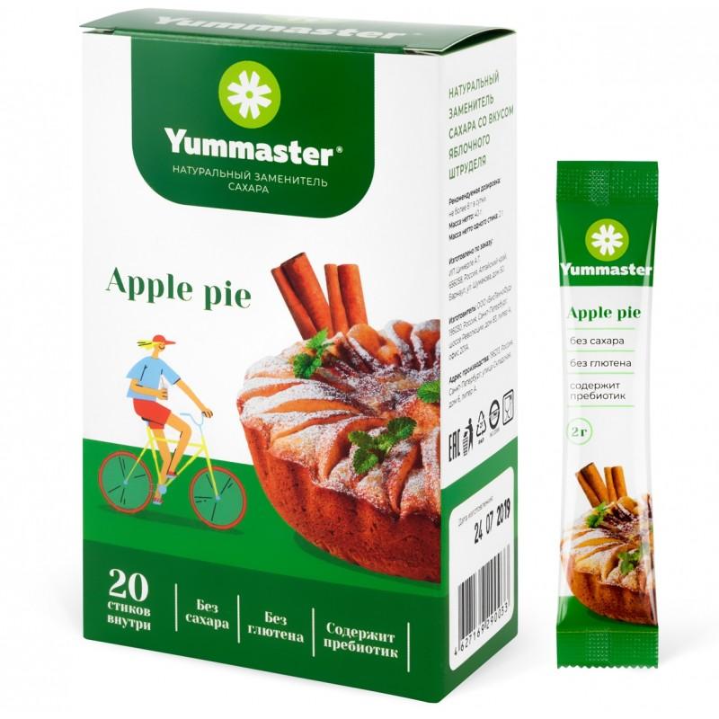 Naturaalne suhkruasendaja -Apple Pie- 20 Paks