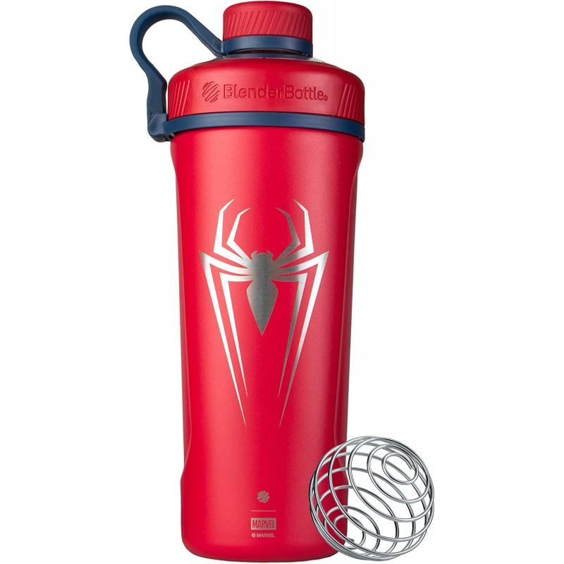 Blender Bottle Marvel® - Radian™ Insulated Stainless Steel 770 ml Spider Man