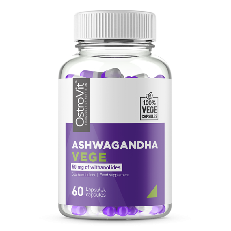 Ashwagandha Vege 60 caps