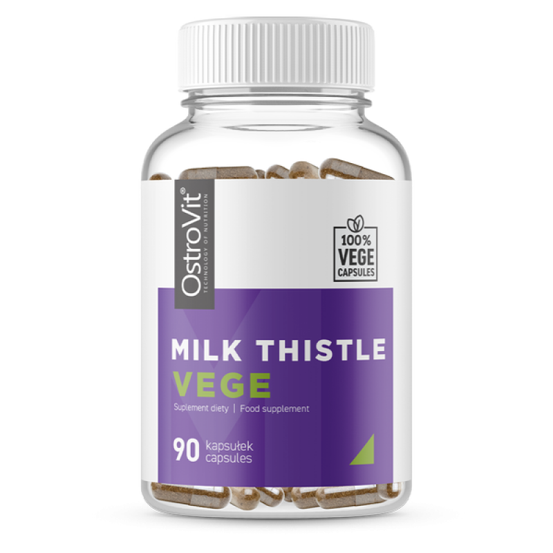 Milk Thistle VEGE 90 vcaps
