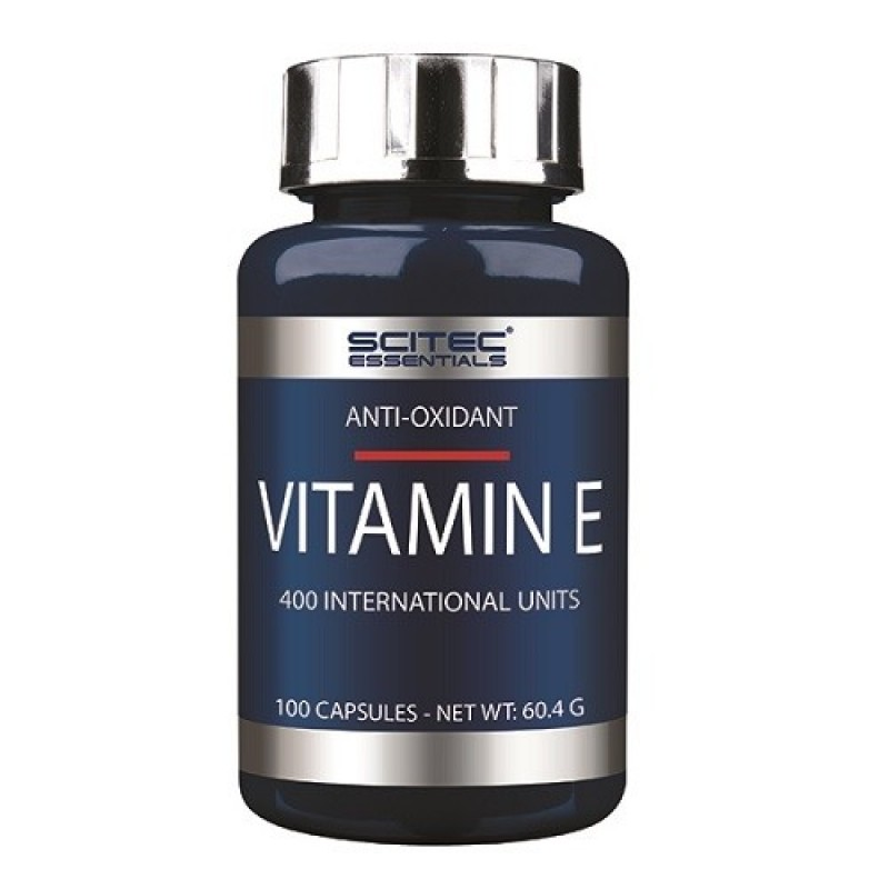 Scitec Nutrition Vitamin E 100 caps