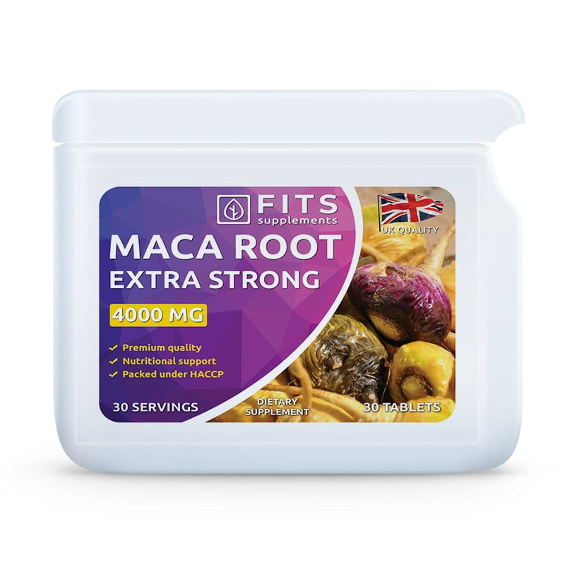 FITS Peruu Maca Extra Strong 4000 mg tabletid