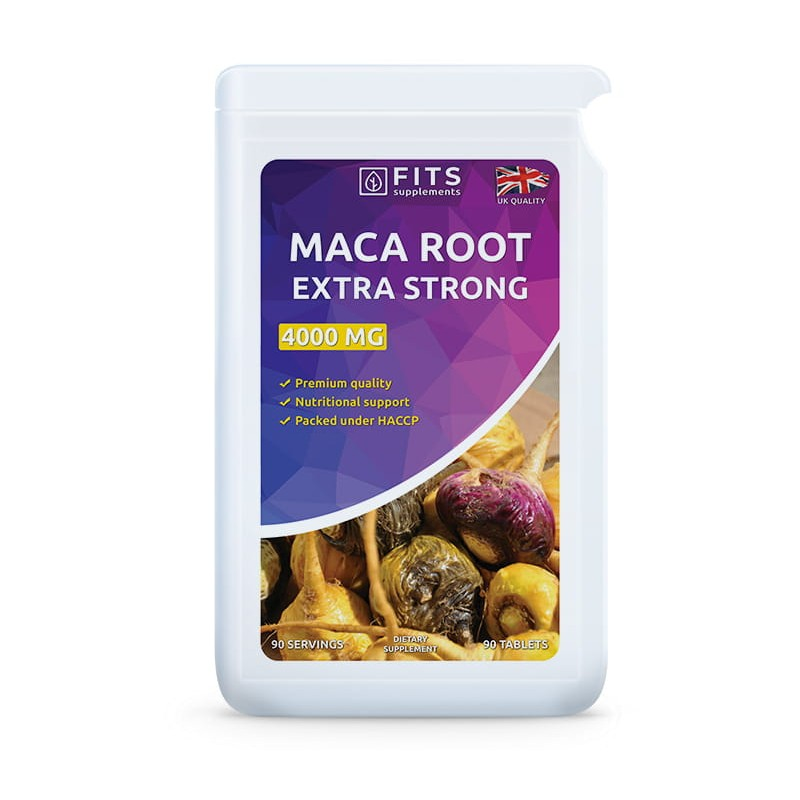FITS Peruu Maca Extra Strong 4000 mg tabletid N90