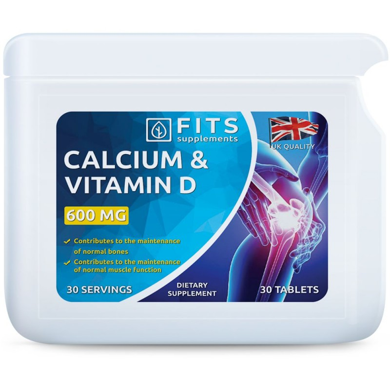 Kaltsium 800 mg + D-Vitamiin 200 iu tabletid
