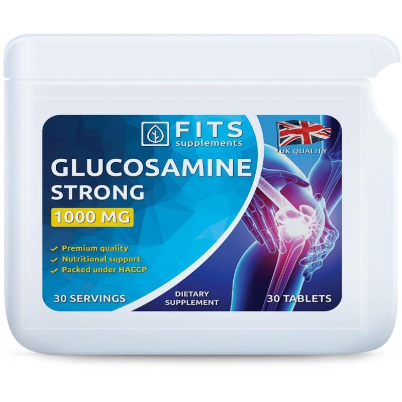 FITS Glükoosamiin 1000 mg tabletid