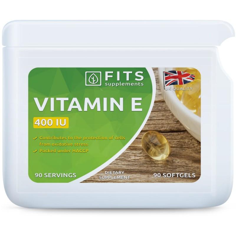 E-Vitamiin 400 iu kapslid