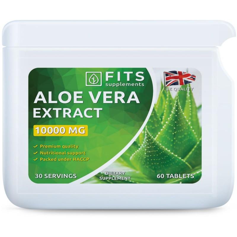 Aloe Vera 10000 mg tabletid