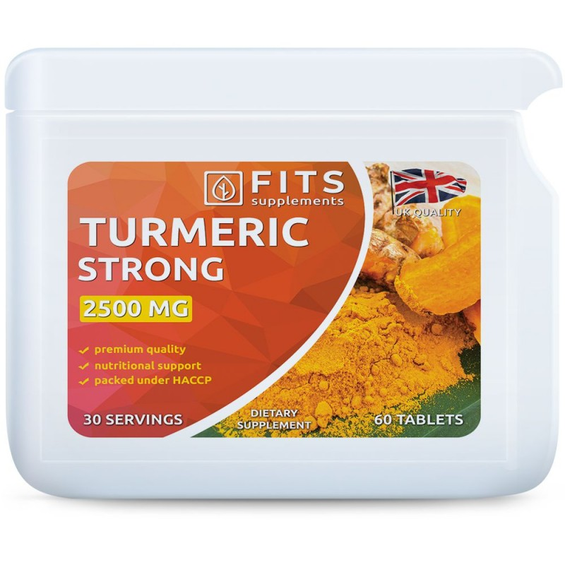 Kurkumiin Strong 2500 mg tabletid