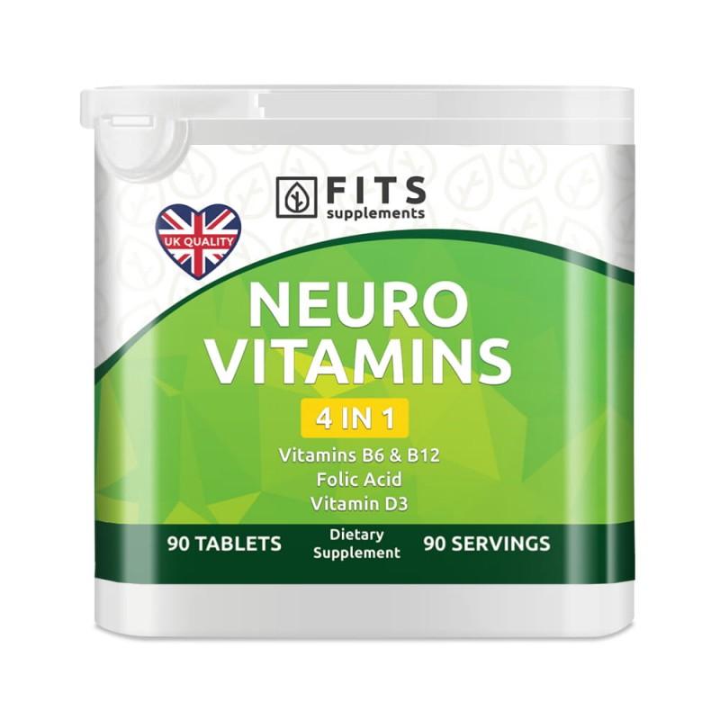 FITS Neuro-vitamiinid