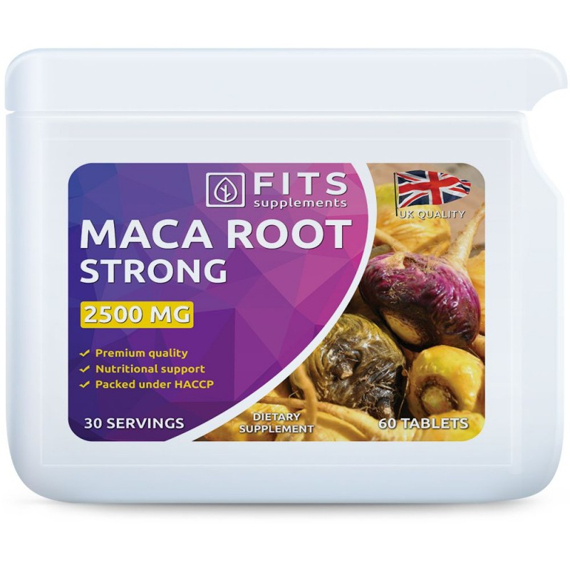 Peruu Maca Strong 2500 mg tabletid