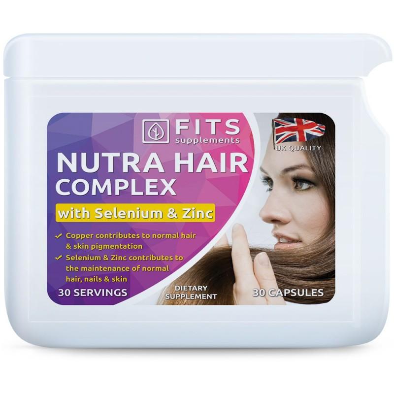 Juuksevitamiinid Nutra Hair kapslid