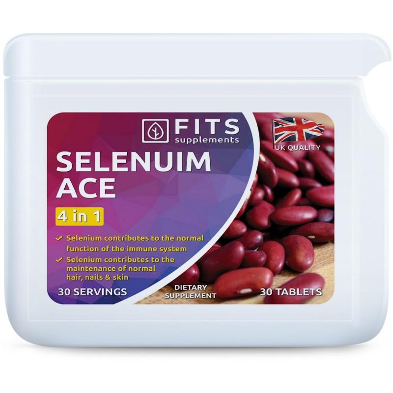 Seleen + ACE kompleks tabletid