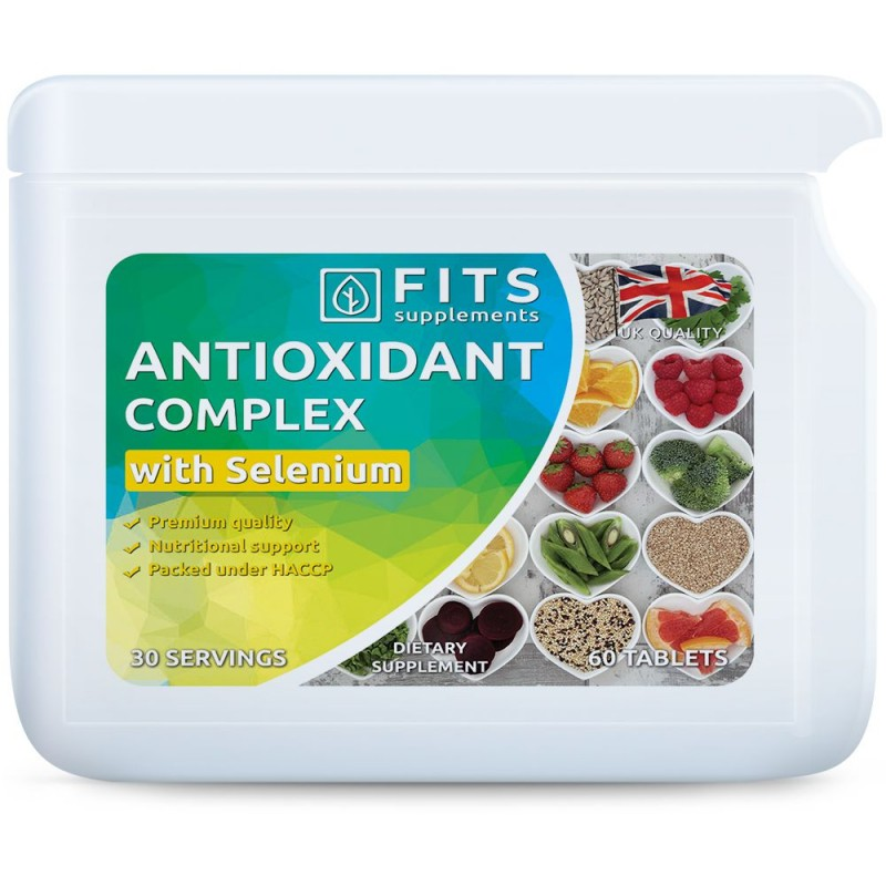 FITS Antioxidant Boost tabletid