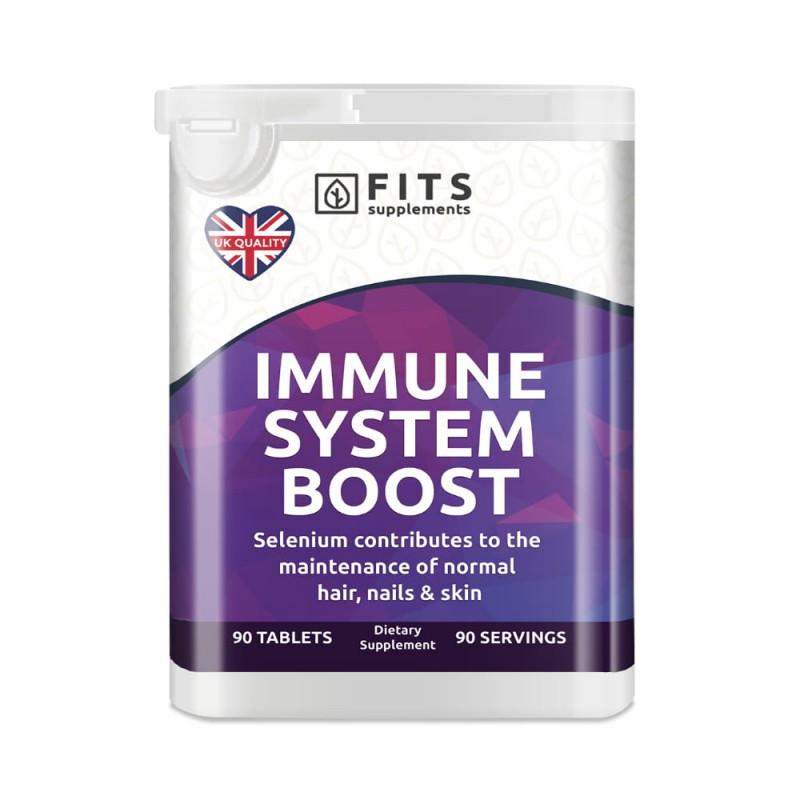 FITS Immune System Boost kompleks tabletid