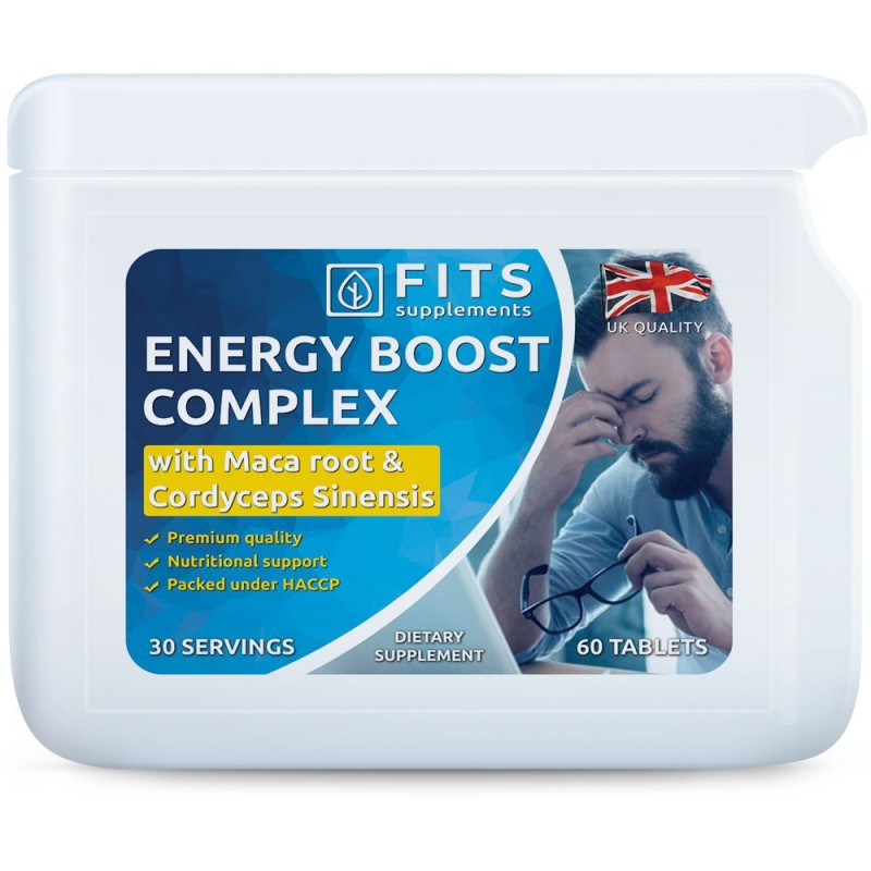 Energy Boost - meeste kompleks