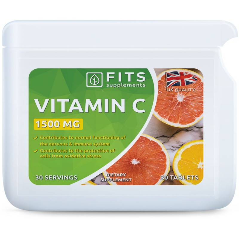 C-Vitamiin 1500 mg tabletid