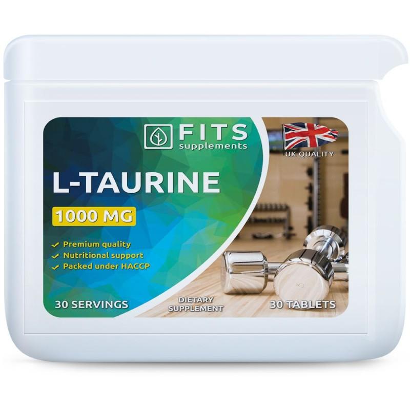 L-Tauriin 1000 mg tabletid