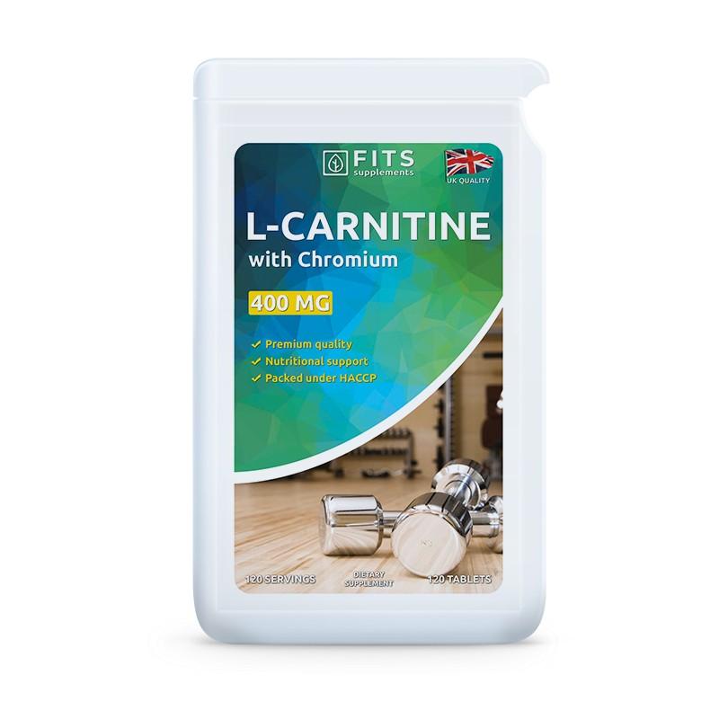 FITS L-Karnitiin Plus tabletid N120