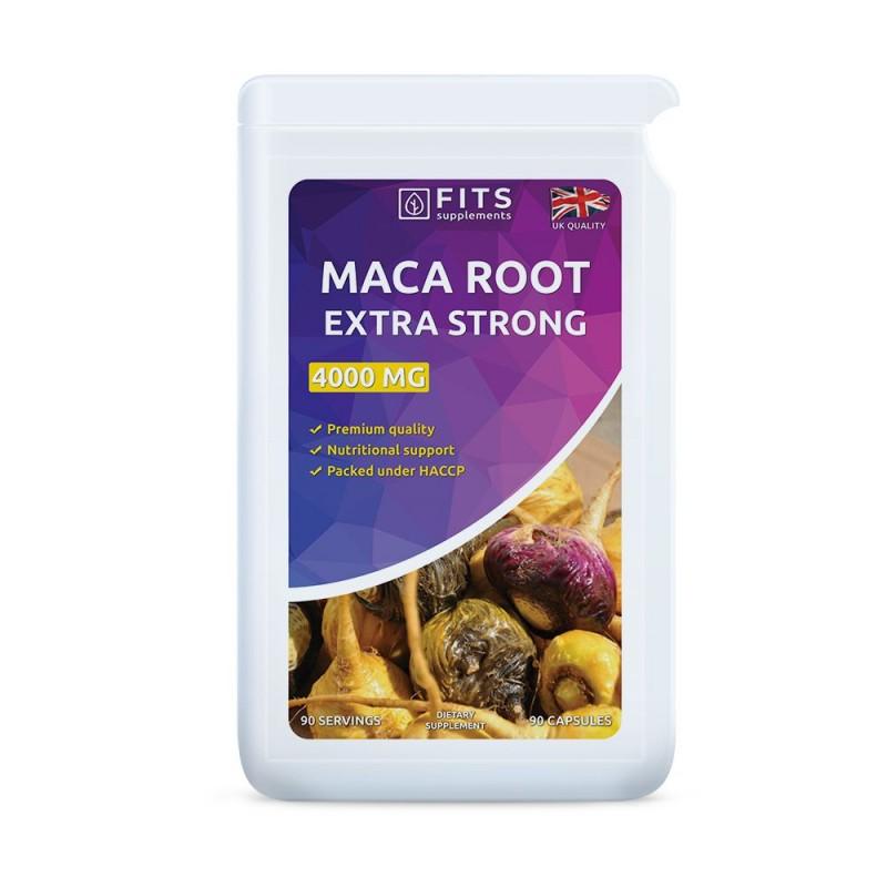 Peruu Maca Extra Strong 4000 mg tabletid N90