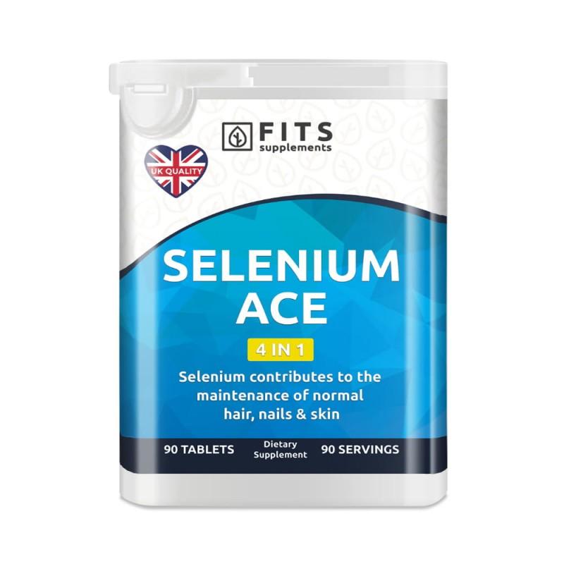 Seleen + ACE kompleks tabletid N90