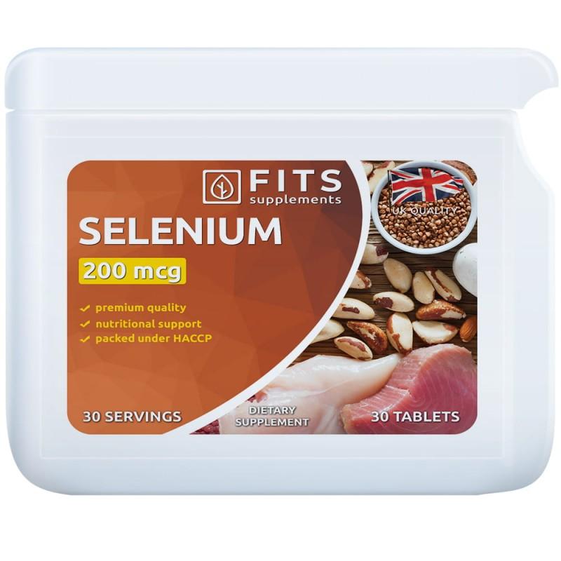 FITS Seleen 200 mcg tabletid