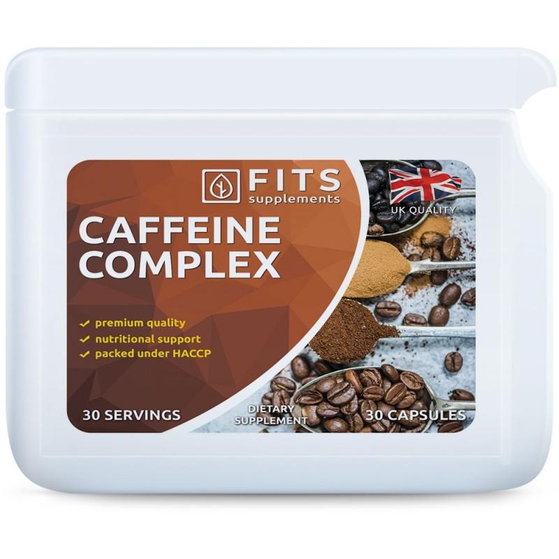 Kofeiini kompleks kapslid