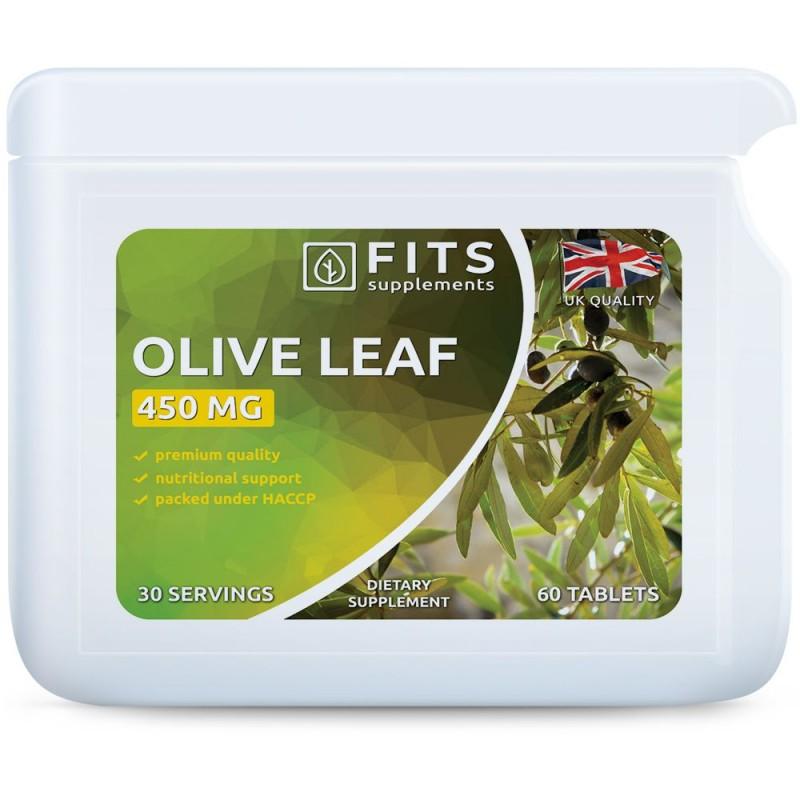 FITS Oliivilehe 450 mg tabletid