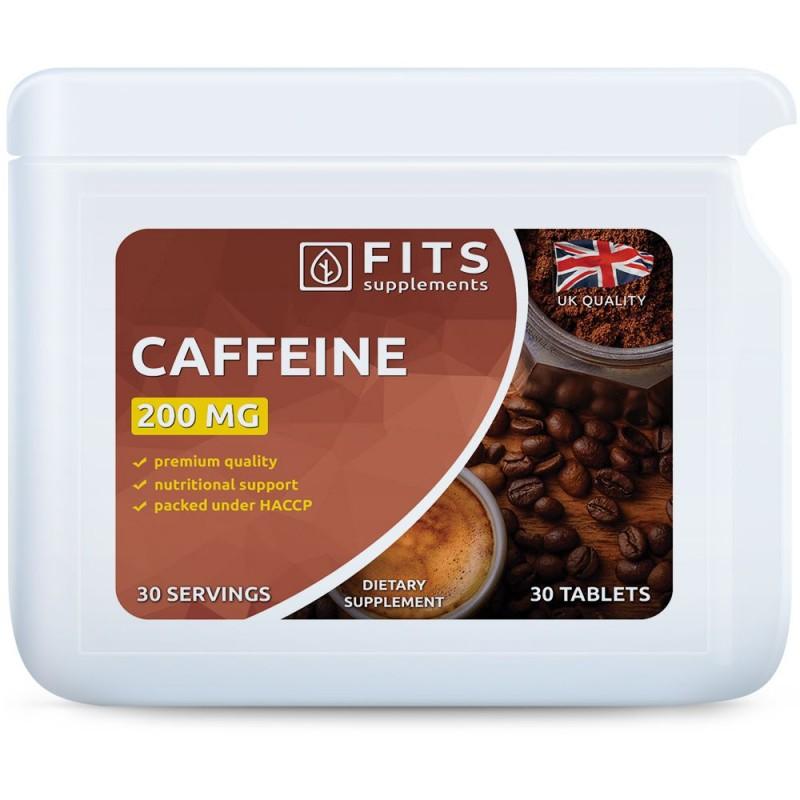 FITS Kofeiini tabletid 200 mg